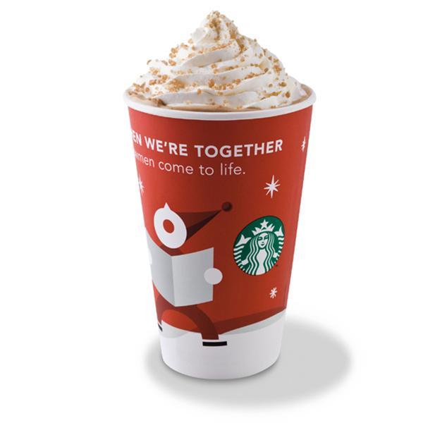 Τα κόκκινα ποτήρια έφθασαν στα Starbucks!