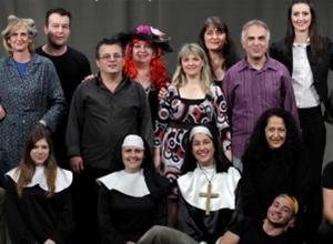 Θεατρική παράσταση για την ενίσχυση του Συλλόγου «Ζωή με NF»