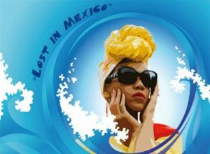 Lost in Mexico fashion show by Iraklis Pantsios