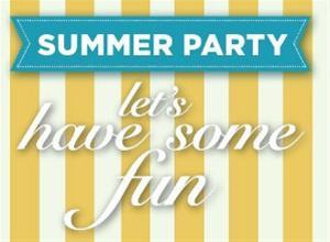 Summer Party για τα παιδιά της Στοργής