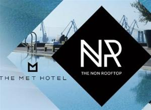 The NON Rooftop @ The MET Hotel