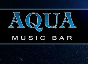 Opening party @ Aqua music bar