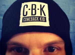 Οι Comeback Kid στο Eightball Club