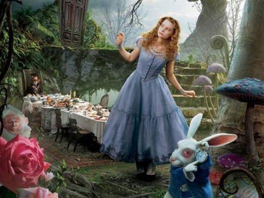 Ταξίδια στον Ονειροχώρο II Η Αλίκη στη Χώρα των Θαυμάτων