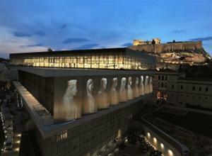 Στα 20 καλύτερα του κόσμου το μουσείο της Ακρόπολης