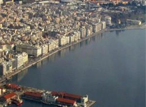 Τραυματισμός ναυτικού στη Θεσσαλονίκη