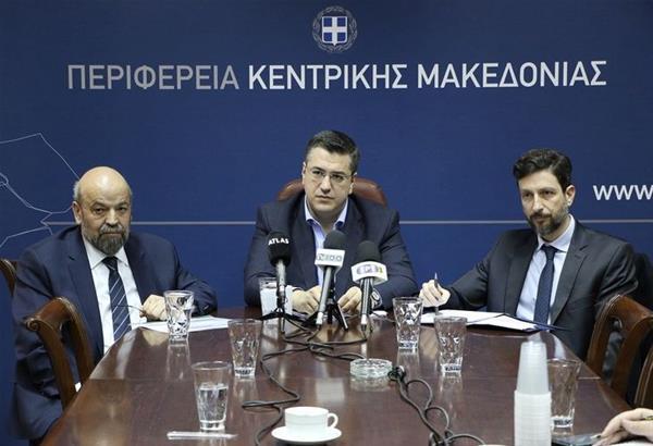 Τζιτζικώστας: «152 νέες τουριστικές επενδύσεις στην Περιφέρεια Κεντρικής Μακεδονίας – Αύξηση 30% στις αφίξεις τουριστών στην Κεντρική Μακεδονία»