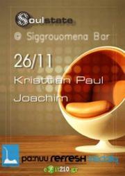 Kristtian Paul & Joachim @ Συγγρουόμενα