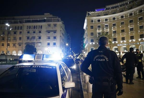 Θεσσαλονίκη - lockdown: Νυχτερινές περιπολίες και έλεγχοι ΕΛΑΣ – Δημοτικής Αστυνομίας (video)
