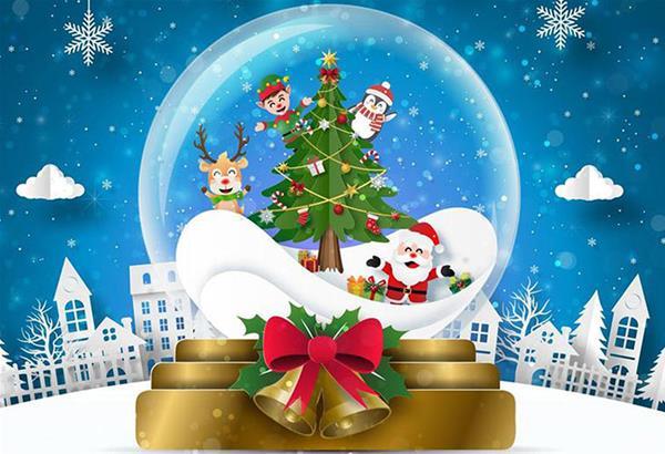 Xριστουγεννιάτικη Διαδικτυακή Γιορτή Αγάπης από την Περιφερειακή Δ/νση Εκπ/σης Κεντρικής Μακεδονίας