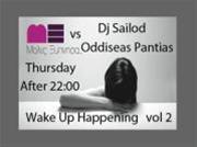 Dj Sailod & Odisseas Pantias @ Μόλις Ξύπνησα