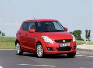 Ανακαλούνται οχήματα Suzuki Swift