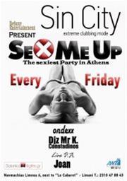 Sex Me Up Fridays @ Sin City Club