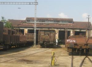 «Η άλλη όχθη» στον Παλιό Σιδηροδρομικό Σταθμό