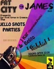 Fat City Event @ James Bar