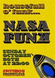Οι Nasa Funk στο Spitimou.groundfloor