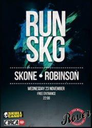 Run SKG (Skone & Robinson) @ Rover bar