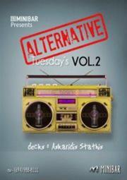 Alternative Tuesdays @ Minibar