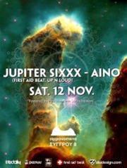 Jupiter Sixxx & Aino @ Συγγρουόμενα