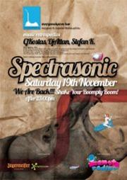 Spectrasonic @ Siggroumena Bar