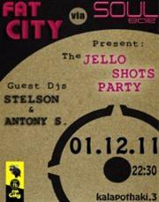 Fat city event @ Soul bar