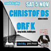 Christof DS Mince @ siggrouomena bar