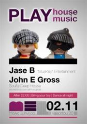 Jase B & John e Gross @ Μόλις Ξύπνησα