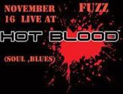 Hot Blood στο Fuzz