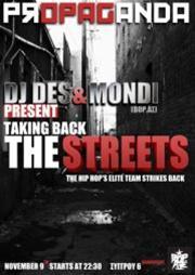 Dj Des & Mondi @ Propaganda