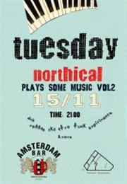 Northical's night @ Amsterdam bar
