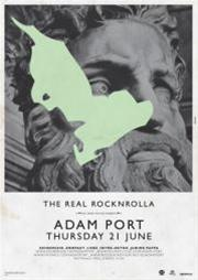 Adam Port  @ The Real Rocknrolla