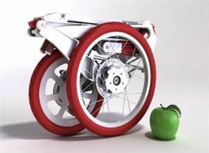 Ένα ποδήλατο σε μέγεθος χαρτοφύλακα που θα  βοηθήσει να πρασινίσουν οι πόλεις μας