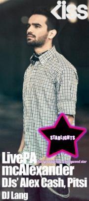 Starlight party @ Kiss Fish