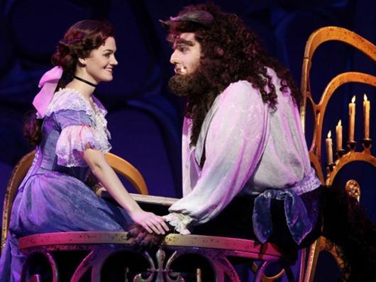 Broadway show Disney's Beauty and The Beast στο Μέγαρο Μουσικής Θεσσαλονίκης