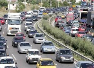 Διακοπή κυκλοφορίας στη δυτική περιφερειακή