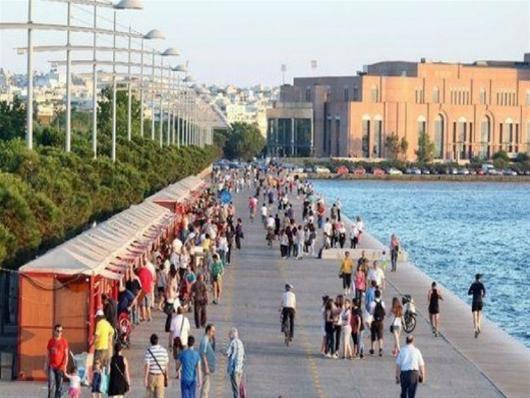 33ο Πανελλήνιο Φεστιβάλ Βιβλίου στην παραλία Θεσσαλονίκης