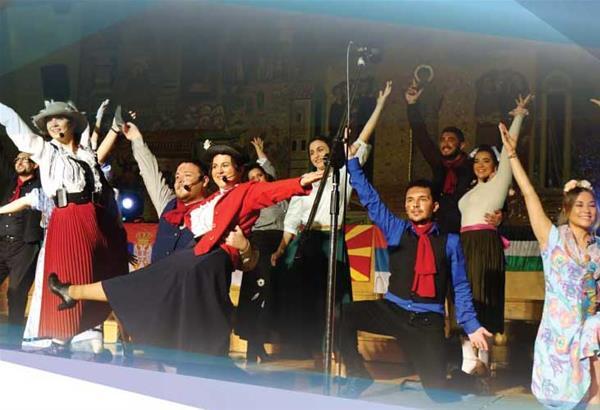 9ο Παγκόσμιο Φεστιβάλ Χορωδιών Μιούζικαλ στην Αίθουσα Τελετών του ΑΠΘ