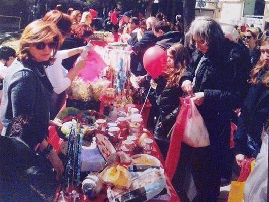 Χριστουγεννιάτικο bazaar του «Σ.Φ.Ε. Άγιος Στυλιανός»