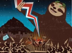 «Καταστρέψτε την Ακρόπολη και κατακτήστε τον Όλυμπο» φωνάζουν στην Κόστα Ρίκα