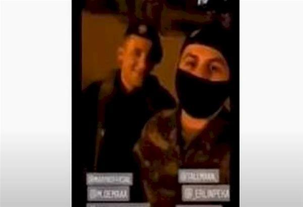 Ελληνικός στρατός: Βίντεο δείχνει Αλβανούς να φέρονται να δίνουν ''περίεργα'' παραγγέλματα σε Έλληνες στρατιώτες