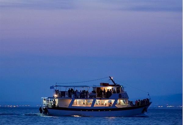 Θεσσαλονίκη: Το καραβάκι Άγιος Γεώργιος βάζει πλώρη από την Παρασκευή 3 Ιουλίου. Τα δρομολόγια