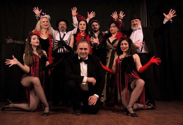 Cabaret : The Show Must Go On στο Φαργκάνη Art