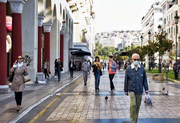 Κορωνοϊός: 65 κρούσματα στη Θεσσαλονίκη. Η Γεωγραφική κατανομή στη χώρα