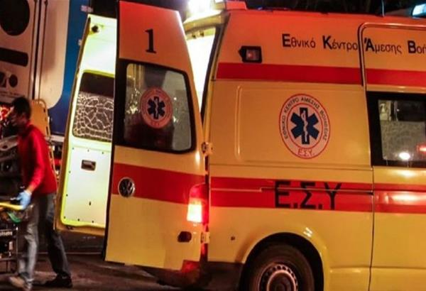 Θεσσαλονίκη: 55χρονη γυναίκα βούτηξε στο κενό από τον 2ο όροφο πολυκατοικίας