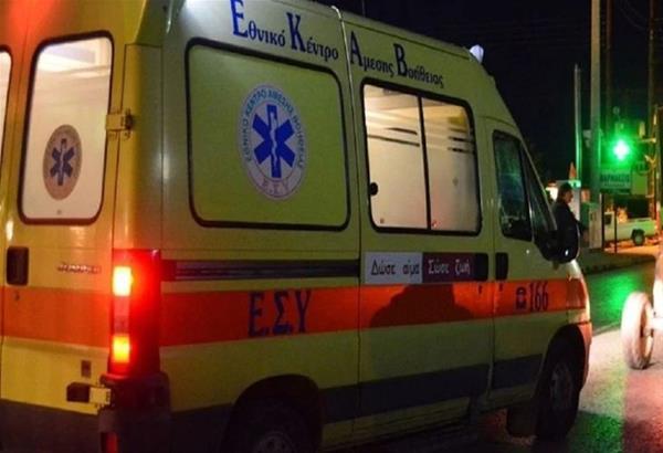Τρίπολη: Τραγικό δυστύχημα με δύο νεαρούς άντρες νεκρούς και έναν τραυματία