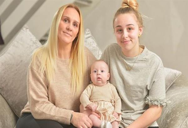 18χρονη έπεσε σε κώμα και γέννησε μωρό που δεν ήξερε ότι κυοφορούσε