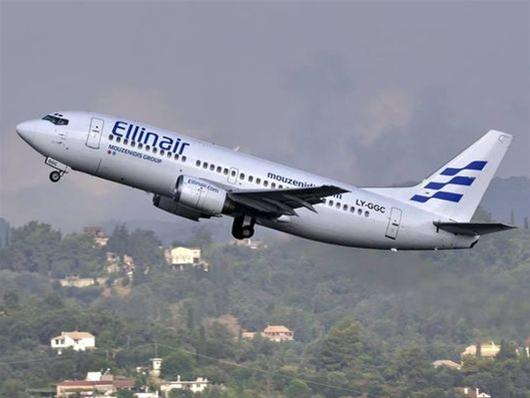 Ellinair: Τα Χριστούγεννα απευθείας πτήσεις από Θεσσαλονίκη προς 5 ευρωπαϊκούς προορισμούς