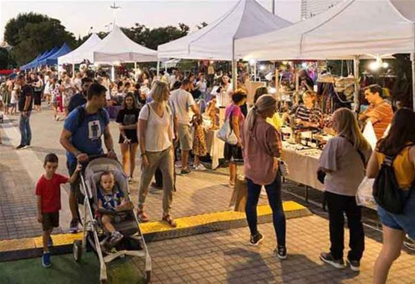 ΑΝΑΒΟΛΗ: Thessaloniki Flea Market & Street Food στο προαύλιο της ΔΕΘ