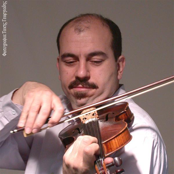 Κυριάκος Γκουβέντας (βιολιστής)