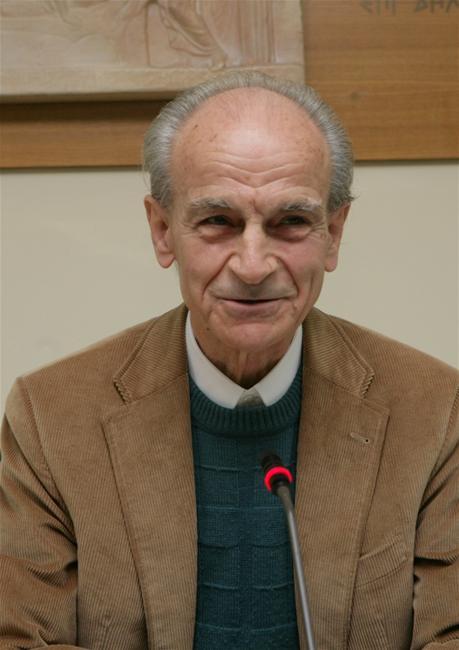 Το Α.Π.Θ. τιμά τον Ομότιμο Καθηγητή Χρίστο Τσολάκη